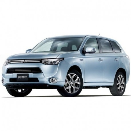 Mitsubishi Outlander PHEV (GG) - Service Manual / Repair Manual - Wiring Diagrams