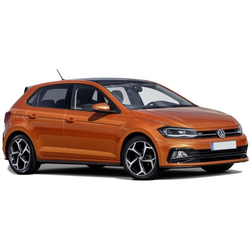 Volkswagen Polo 6  2017-2019    Repair Manual