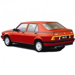 Alfa Romeo 75 - Service Manual / Repair Manual - Owners Manual