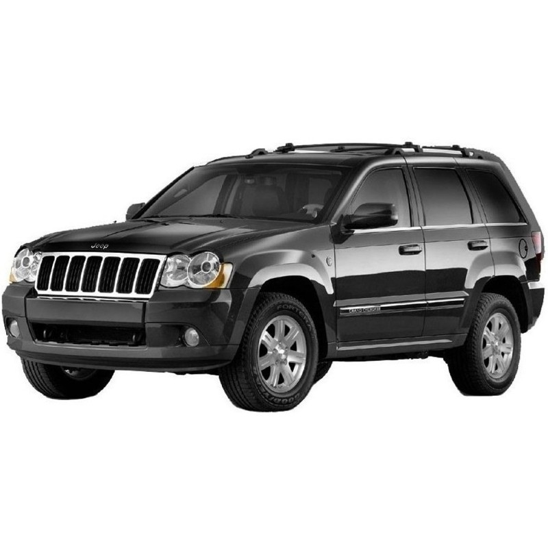 Jeep Commander Xk  2006-2010    Repair