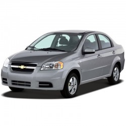 Chevrolet Aveo (2008) - Service Manual / Repair Manual - Wiring Diagrams