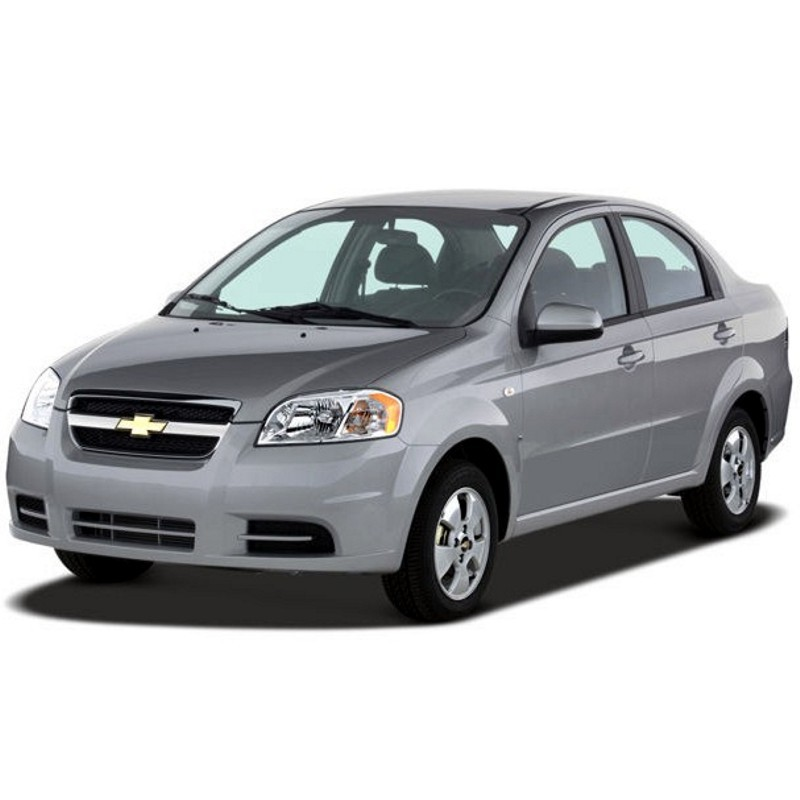 Chevrolet Aveo  2008    Repair Manual
