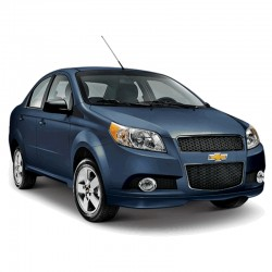 Chevrolet Aveo / Sonic (2011-2012) - Service Manual / Repair Manual - Wiring Diagrams