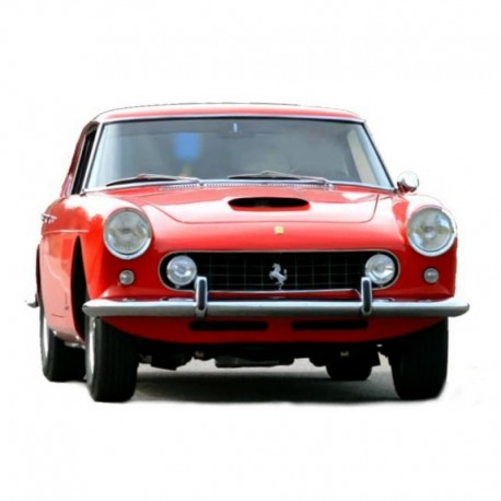 Ferrari 250 GTE - Service Manual - Wiring Diagrams - Parts Catalogue - Owners Manual