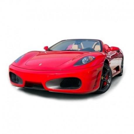 Ferrari F430 Spider - Service Manual - Parts Catalogue - Owners Manual