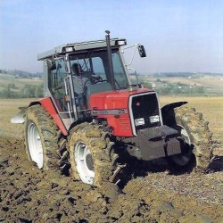 Massey Ferguson Tractor MF 3000 / 3100 Series - Service Manual / Repair Manual