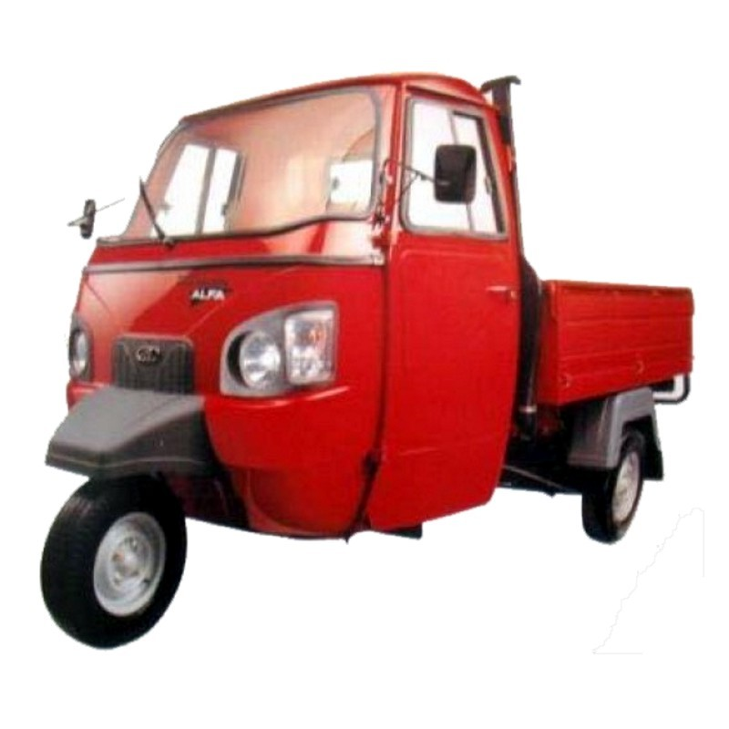 Diagram Mahindra Alfa Load Carrier Repair