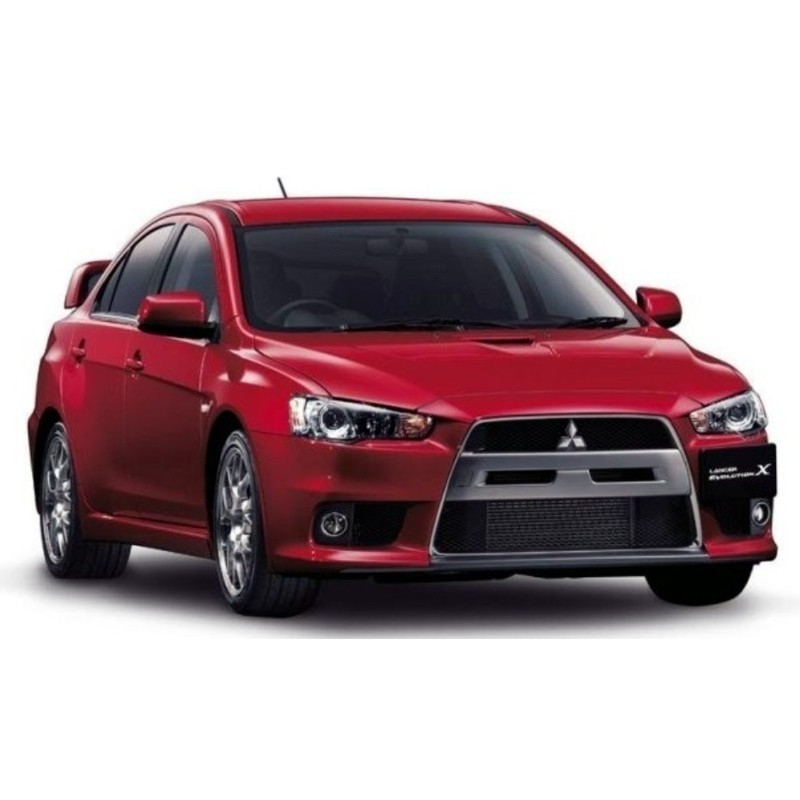 Mitsubishi Lancer Evolution X   Repair