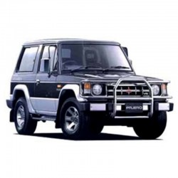 Mitsubishi Pajero (1982-1990) - Service Manual / Repair Manual - Wiring Diagrams - Parts Catalogue