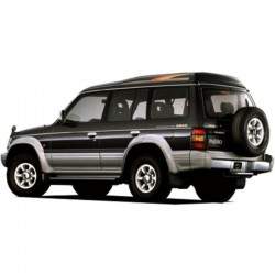 Mitsubishi Pajero (1991-1999) - Service Manual / Repair Manual - Wiring Diagrams