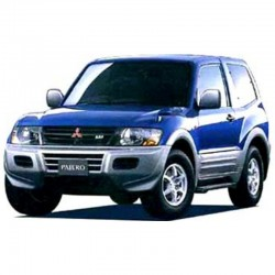 Mitsubishi Pajero (2000-2006) - Service Manual / Repair Manual - Wiring Diagrams