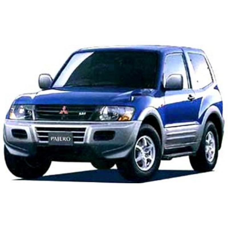 Mitsubishi Pajero  2000-2006    Repair