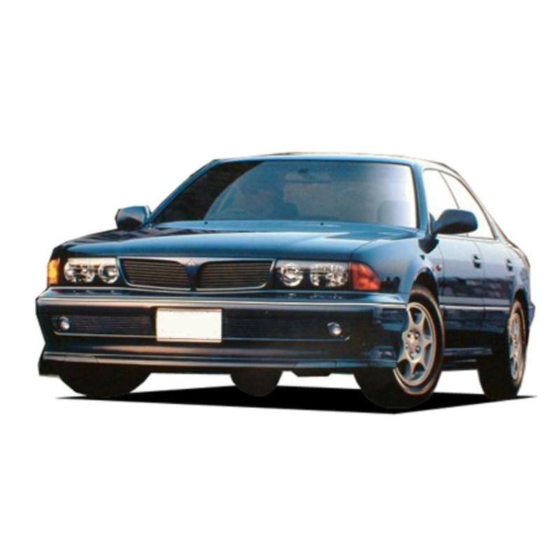 Mitsubishi Sigma, Magna (1991-1997) - Service Manual ...
