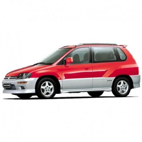 Mitsubishi Space Runner / Wagon (N60-N80) - Service Manual / Repair Manual - Wiring Diagrams