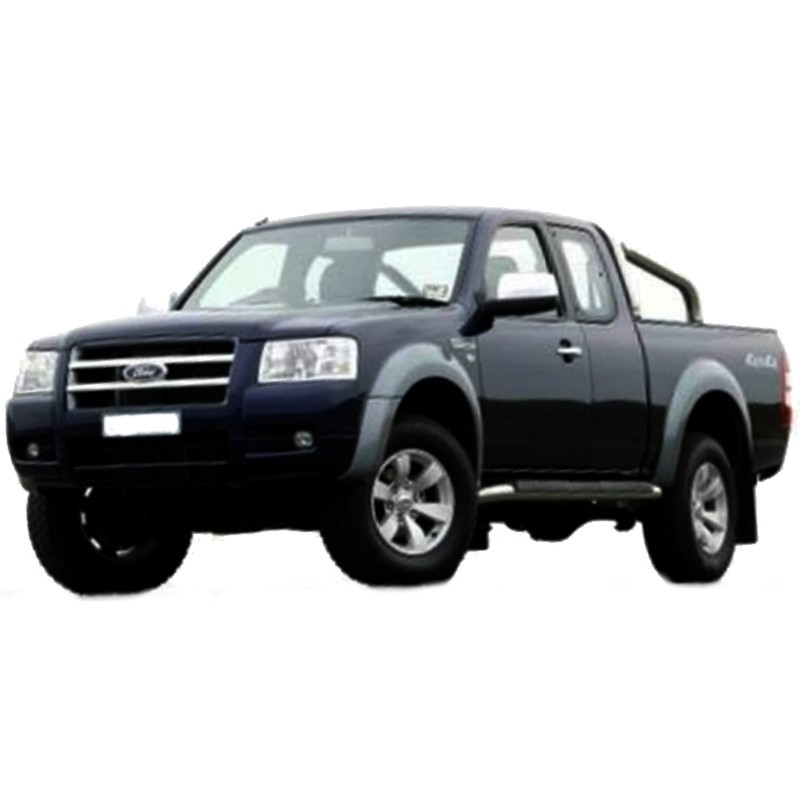 Ford Ranger  2006-2009    Repair Manual