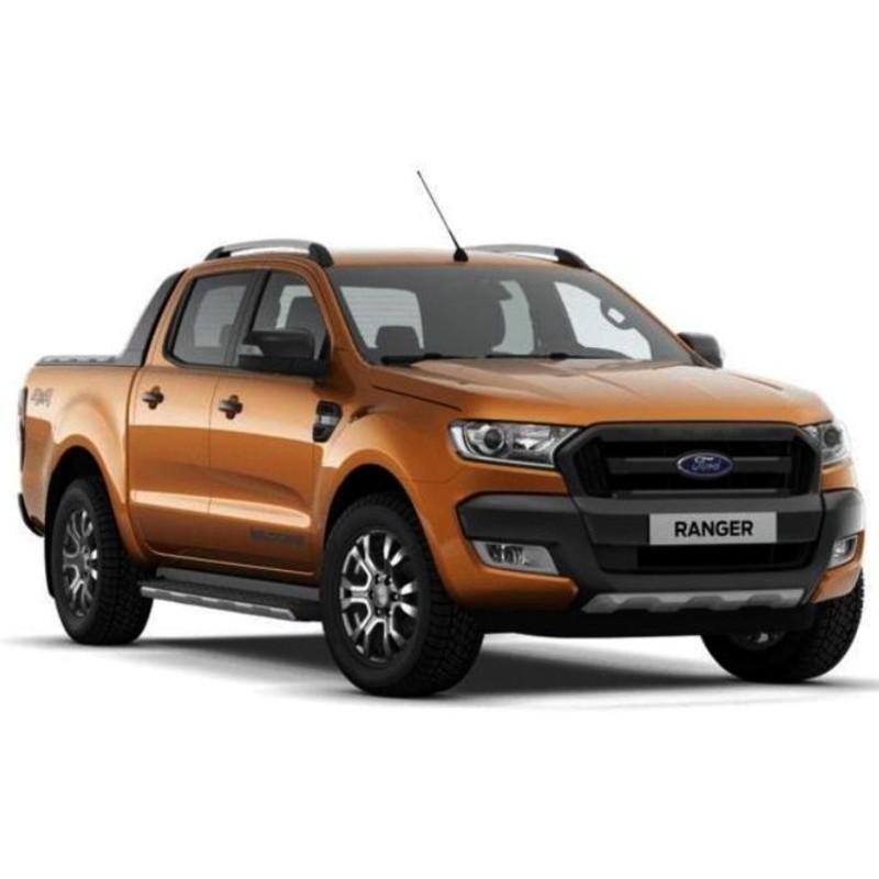 Ford Ranger  2015-2016    Repair Manual