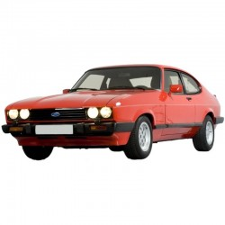 Ford Capri - Manual de Taller - Reparaturanleitung - Service Manual