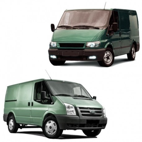 Ford Transit (2001-2014) - Service Manual / Repair Manual - Wiring Diagrams