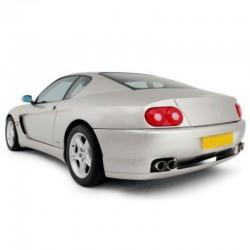 Ferrari 456M GT/GTA (1998-03) - Uso e Manutenzione, Owners, Notice d'entretien, Betriebsanleitung
