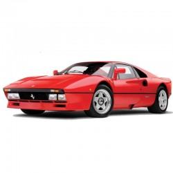 Ferrari 288 GTO - Uso e Manutenzione - Owner's Manual - Notice d'entretien