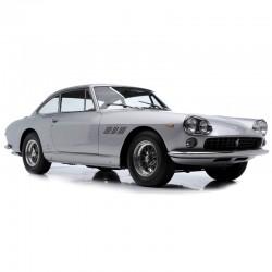 Ferrari 330 GT - Uso e Manutenzione - Owner's Manual - Notice d'entretien