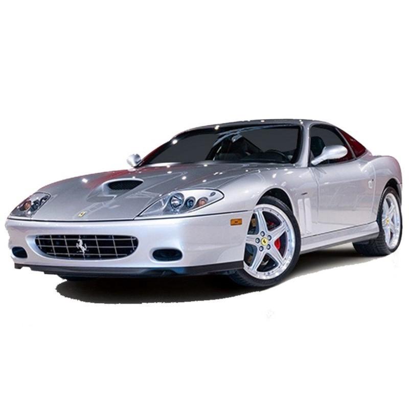Ferrari 575M Maranello - Uso e Manutenzione - Owners ...