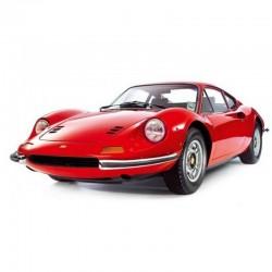 Ferrari Dino 206 GT - Uso e Manutenzione - Italian Owners Manual