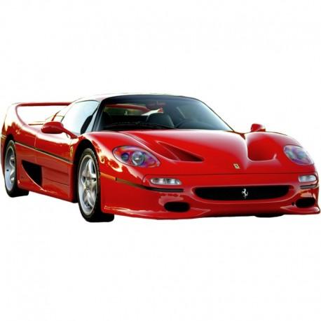 Ferrari F50 - Uso e Manutenzione - Owner's Manual - Notice d'entretien - Betriebsanleitung