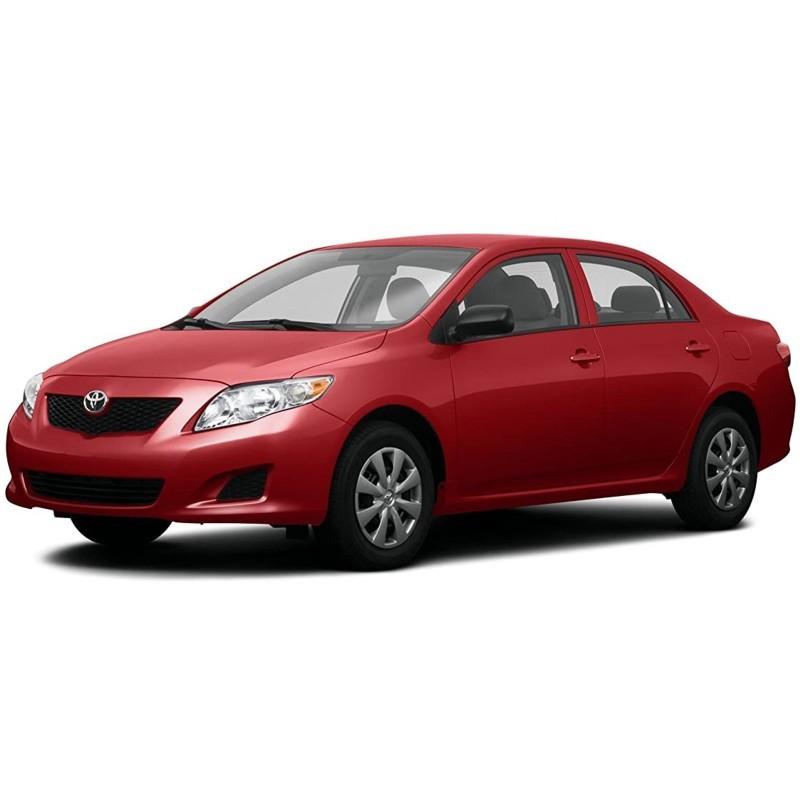 Toyota Corolla  2009-2010  - Service Manual