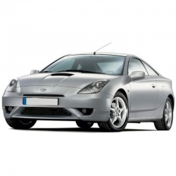 Toyota Celica (T230) - Service Manual - Wiring Diagrams - Body Repair Manual