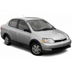 Toyota Echo (2000-2002) - Service Manual / Repair Manual