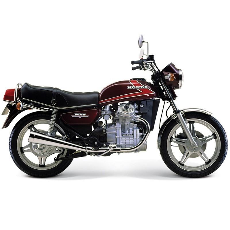 Honda Cx500 - Service Manual    Repair Manual