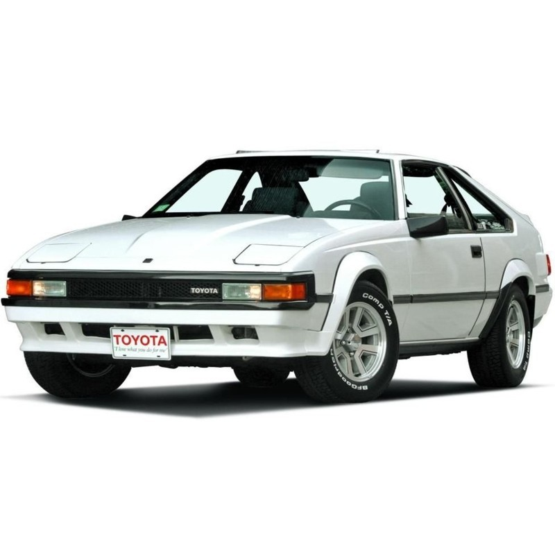 Toyota Supra  A60    Repair Manual