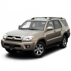 Toyota 4Runner (N210) - Service Manual - Owners Manual - Wiring Diagrams