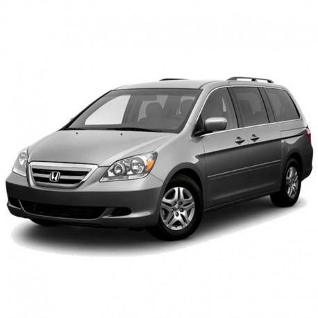 Honda Odyssey - Service Manual / Repair Manual - Wiring ...