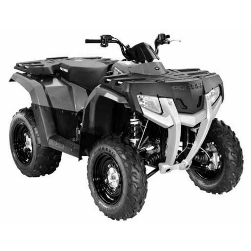 Polaris Sportsman 300-400  2009
