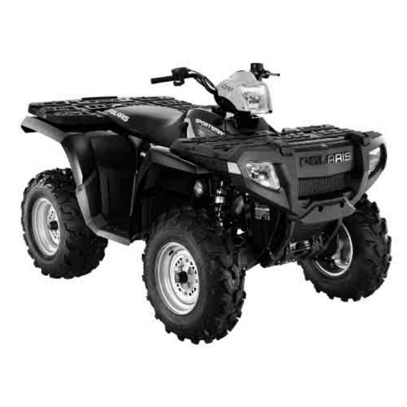 Polaris Sportsman 450-500  2007  - Service Manual  Repair Manual