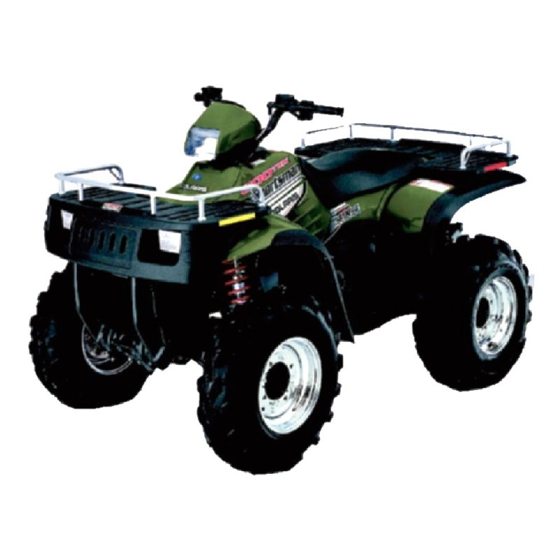 Polaris Sportsman 600-700  2002-04  - Service Manual - Parts Manual
