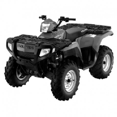 Polaris 400 / 500 Sportsman (2005) - Service Manual - Wiring Diagram - Owners Manual