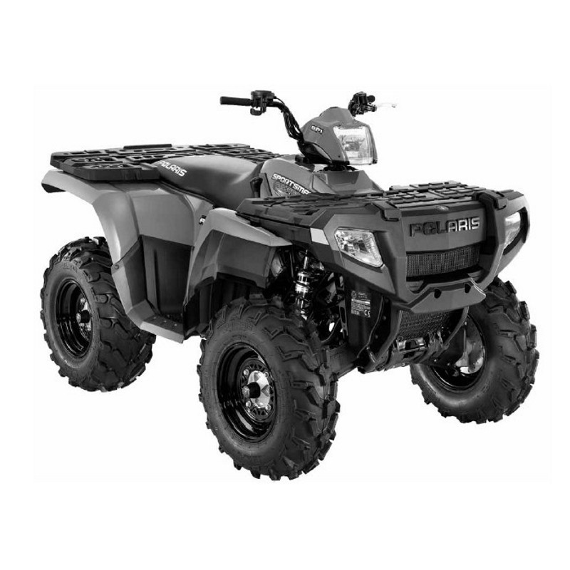 Polaris Sportsman 700-800 (2005-07) - Service Manual ...