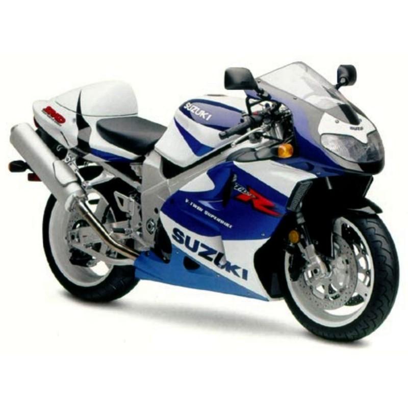 Suzuki Tl1000r - Service Manual