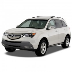 Acura MDX (YD2) - Service Manual - Wiring Diagrams - Owners Manual