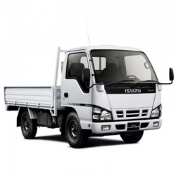 Isuzu N-Series - Service Manual / Repair Manual - Wiring Diagrams