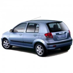 Hyundai Getz - Service Manual / Repair Manual - Wiring Diagrams