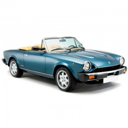 Fiat 124 Sport Spider - Service Manual / Repair Manual - Wiring Diagrams