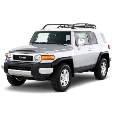 Toyota FJ Cruiser (2007) - Service Manual / Repair Manual - Wiring Diagrams