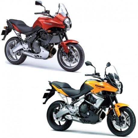 Kawasaki Versys (2006-11) - Service Manual, Repair Manual - Wiring Diagrams