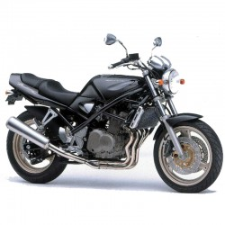 Suzuki Bandit GSF400 - Service Manual / Repair Manual - Wiring Diagrams - Parts Manual