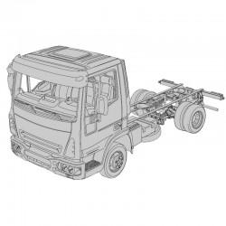 Iveco Eurocargo Tector 4x4 - Manual de Taller - Esquemas Electricos