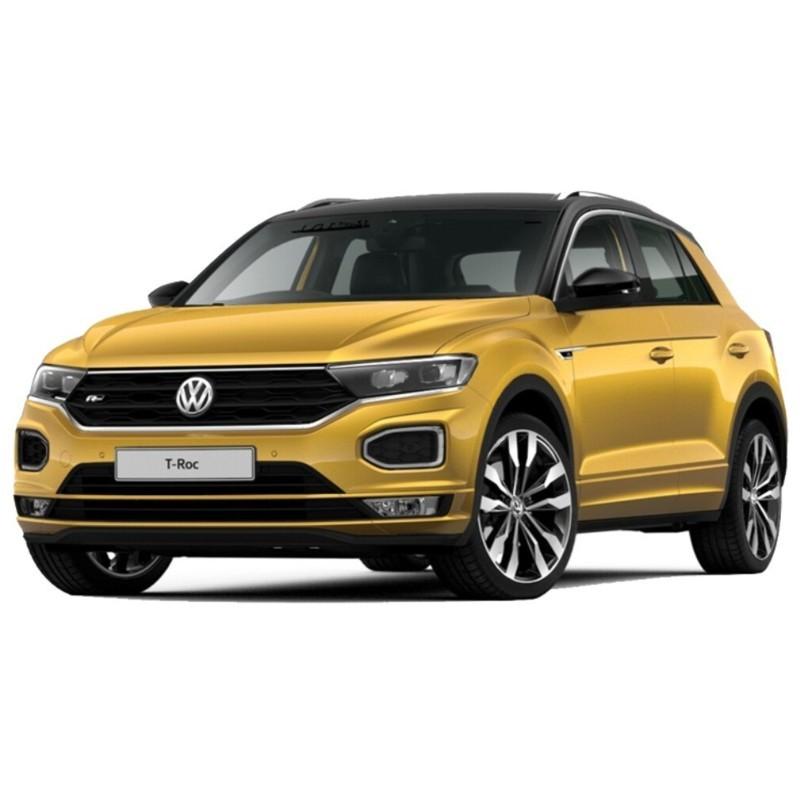 Volkswagen T-roc - Service Manual - Wiring Diagrams